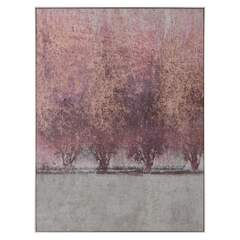 Scandi Trees - Bilde Multi 102x77cm Canvas